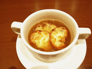 Soupe スープ