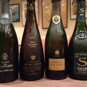 Bistro Champagne Tresors